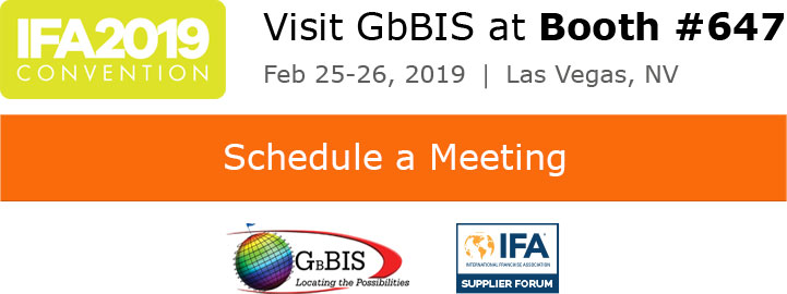 Visit GbBIS at Booth #647
