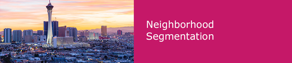 Neighborhood Segmentation
